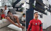 Perampok Bobol Rumah Ronaldo, Cuma Selembar Jersey yang Diambil?