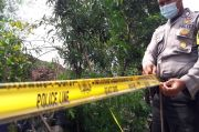 Antisipasi Longsor Susulan, Tembok Polres Purwakarta Digaris Polisi