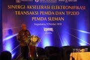 Sleman Gandeng Bank Indonesia Terapkan Percepatan Transaksi Non Tunai
