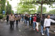 97 Orang Diduga Pelaku Demo Anarkis Diamankan Polda Jateng