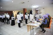 1.302 Peserta CPNS Pemkot Makassar Ikut SKB di Unhas