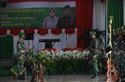 Brigjen TNI Indra Heri Jabat Danrem 181/PVT Sorong