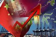 Ekspor Indonesia-China Makin Kinclong, Baja dan Kertas Paling Banyak Dikirim