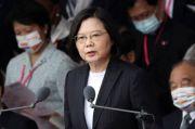 Pemimpin Taiwan Berharap Ketegangan dengan China Berkurang