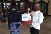 Zakat Care Bantu Guru Ngaji di Tengah Pandemi