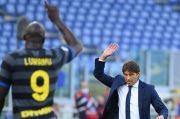 Bersama Conte, Romelu Lukaku yakin Inter Raih Trofi Musim Ini