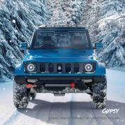 Ikut Perang di Pasar Pickup 2021, Suzuki Siap Terjunkan Gypsy