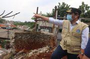 Wagub DKI Pantau Penanganan Longsor Ciganjur