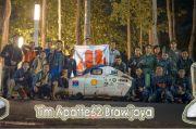 Robot Sterilisasi COVID-19 UB Juara Shell Eco-Marathon Asia 2020