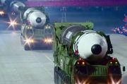Korea Utara Pamerkan Rudal Balistik Antar Benua Monster