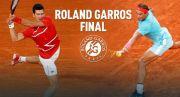 Final Prancis Terbuka: Djokovic vs Nadal Kejar Sejarah Grand Slam