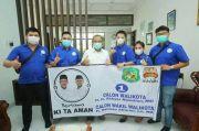 Bawaslu Segera Proses Spanduk Berlogo Pemko Medan Dukung Akhyar Nasution