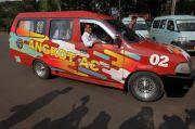 Bersaing dengan Angkutan Online, Organda Depok Bakal Luncurkan Angkot Ber-AC