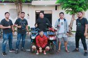 Curi Sepeda Motor, Residivis di Kota Bitung Ini Ditangkap Polisi