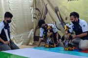 Robot Seni Tari UNY Rosemery Juara Kontes Robot Indoesia Regional II