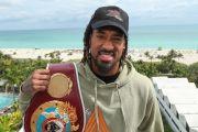Andrade Mau Pertarungan Besar: Saunders, Canelo Seperti Pelacur!