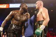 Tyson Fury Frustrasi, Tegaskan Trilogi vs Deontay Wilder Pupus