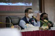 Bandung Raya Bebas Zona Merah, Kang Emil: Penanganan COVID-19 Membaik