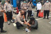 Ikut Demo Bareng FPI, Ratusan Pelajar Tangerang Diamankan Polisi