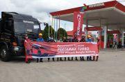 Dukung Teknologi Mesin Mobil Terkini, Pertamax Turbo Hadir di Bangka Belitung