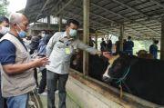 Pacu Kinerja Pertanian di Sukabumi, Mentan SYL Perkuat Hulu hingga Hilir