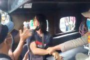 Tak Pakai Masker, Subandi Diamankan Satpol PP Seperti Pelaku Kriminal