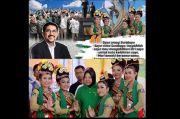 Tim Machfud Arifin Comot Foto Penari dan Risma Dihilangkan, Pelajar Surabaya Kecewa
