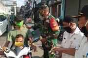 Tim Gabungan Gencar Razia Masker, Puluhan Pelanggar Kena Sanksi