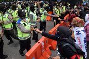Kapolda : Demo Tolak UU Cipta Kerja di Semarang Bisa Jadi Contoh Daerah Lain