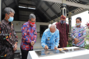 Krematorium TPU Madurejo Prambanan Mudahkan Umat Hindu Lakukan Kremasi