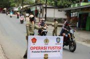Malas Gunakan Masker, 96.039 Orang di Jateng Terjaring Razia