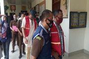 Skandal Lelang Jabatan, 2 Oknum PNS Muratara Ditahan Kejari