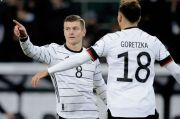 Susunan Pemain Jerman vs Swiss: Laga ke-100 Kroos