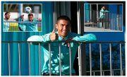 Begini Kondisi Ronaldo Setelah Terinfeksi Covid-19