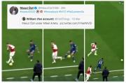 Mesut Oezil Kirim Pesan Tersirat untuk Mikel Arteta