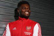 Janji Manis Arteta Jadi Alasan Thomas Partey ke Arsenal