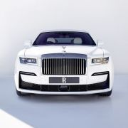 Rolls-Royce Tak Diperbolehkan Pakai Spirit of Ecstasy