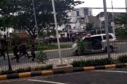 Video Ambulans Disergap saat Demo Tolak Omnibus Law, Ini Penjelasan Polisi