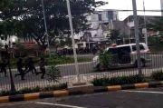 Ambulans yang Diamankan Polisi Terindikasi Bawa Batu untuk Perusuh