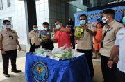8,3 Kg Sabu dan 9.891 Butir Ekstasi Disita BNNP Aceh