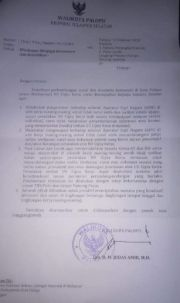 Wali Kota Palopo Dituding Intimidasi ASN Lewat Surat Imbauan