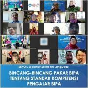 SEAQIL Dukung Bahasa Indonesia sebagai Bahasa Pengantar Asia Tenggara