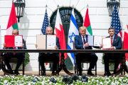 Pompeo Desak Arab Saudi Normalisasi Hubungan dengan Israel