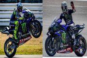 Menyoal Aragon, Rossi dan Vinales Beda Pendapat