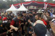 Gatot Nurmantyo dan Din Syamsuddin Tak Diizinkan Jenguk Syahganda Nainggolan dkk