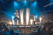 Konser The Chainsmokers Kena Denda akibat Langgar Protokol Kesehatan