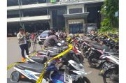 Polda Metro Jaya Sita 69 Motor dari Kerusuhan Aksi 1310