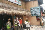 Tak Sediakan Thermo Gun, 1 Rumah Makan di Tanjung Priok Disegel