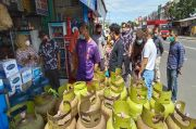 Gas Elpiji 3 Kilogram Langka di Bengkulu, Pertamina Ancam Sanksi Pangkalan Nakal