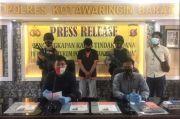 Palsukan Suket Rapid Tes, Karyawan Kontraktor Diciduk Polisi